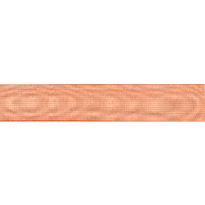 Berisfords Orange Super Sheer Ribbon - All Widths
