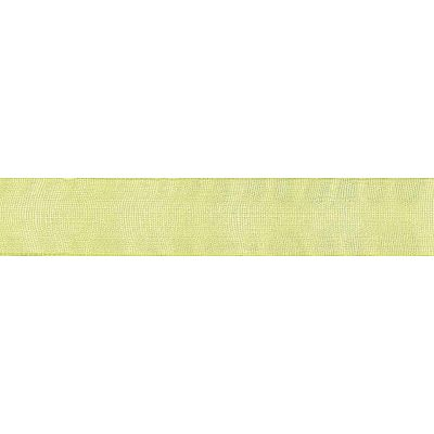 Berisfords Mint Super Sheer Ribbon - All Widths