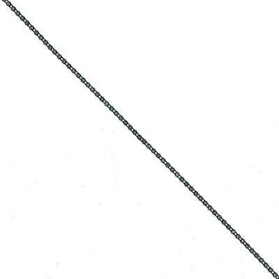 Diamante Trim - Single Row - Black