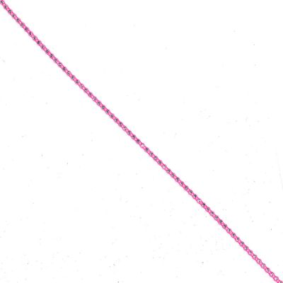 Diamante Trim - Single Row - Pink