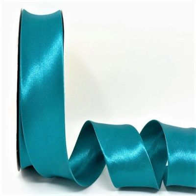 Satin Bias Binding - Jade - 18mm Or 30mm Wide