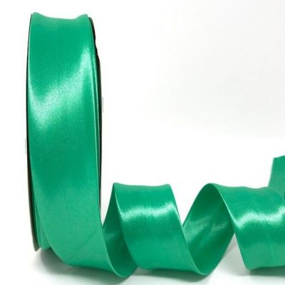 Satin Bias Binding - Seafoam - 18mm Or 30mm Wide