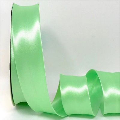 Satin Bias Binding - Fresh Green - 18mm Or 30mm Wide