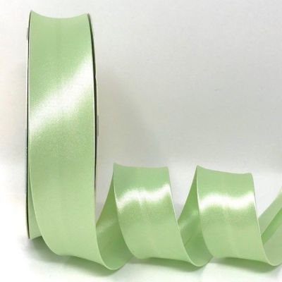 Satin Bias Binding - Pistachio - 18mm Or 30mm Wide