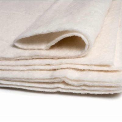 "Hobbs Premium 100% Natural Cotton Wadding 96"" wide - 30 yard Roll"