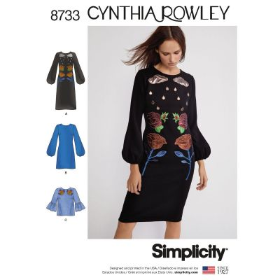 Remnant - Simplicity Sewing Patterns - D5 (4-12) - End of Line