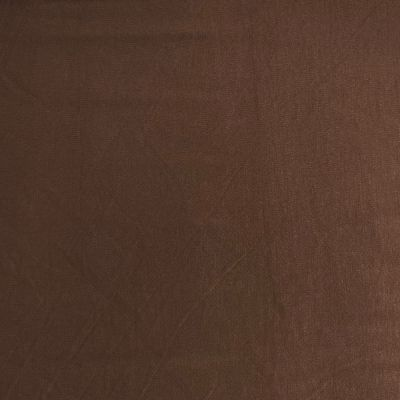 Remnant -Bamboo French Terry Fabric - Pinecone - 60 x 160cm - Creased