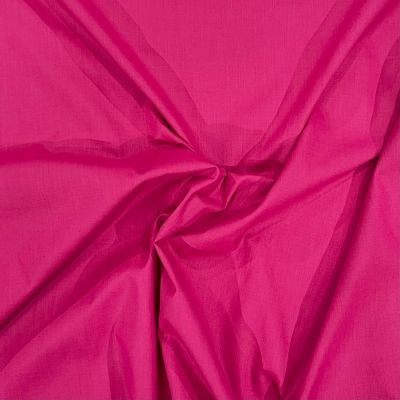"Polycotton Sheeting - 240cm/96"" Wide - Cerise"
