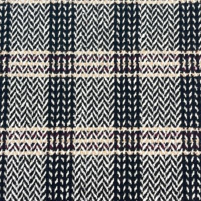 Moscow Checkered Tweed Wool Blend Coating