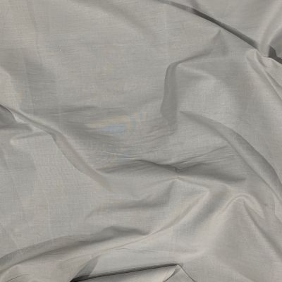"Polycotton Sheeting - 240cm/96"" Wide - Silver"