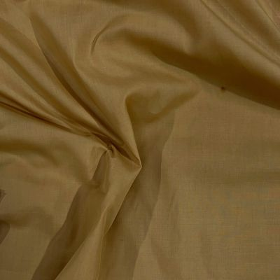 Plain Polycotton Camel