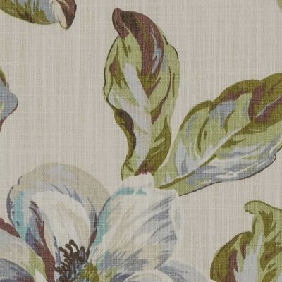 Porter & Stone - Isabelle - Cornflower - Curtain Fabric