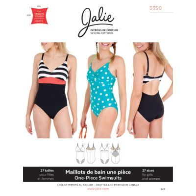 Jalie - One Piece Swimsuits Pattern
