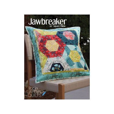 Jaybird Quilt Patterns - Jawbreaker Quilt Pattern