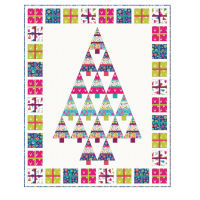 Makower Joyeux Free project Download. Designed by Lynne Goldsworthy 2
