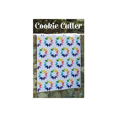 Jaybird Quilt Patterns - Cookie Cutter Quilt Pattern