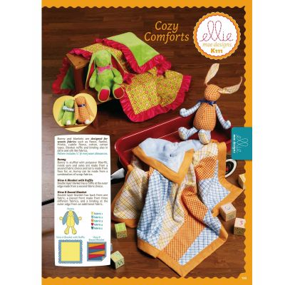 Kwik Sewing Pattern K0111 Cozy Comforts