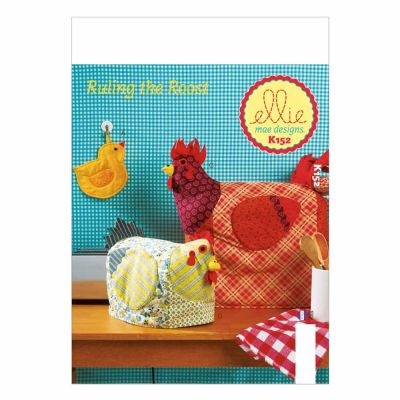 Kwik Sewing Pattern K0152 Potholder and Appliance Covers