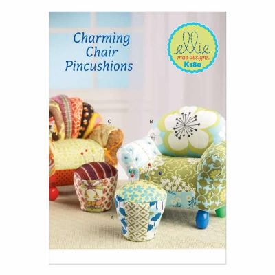Kwik Sewing Pattern K0180 Pin Cushions