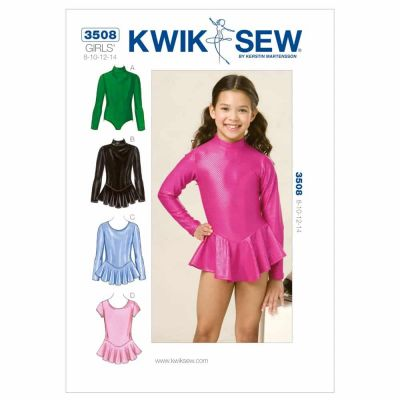 Kwik Sewing Pattern K3508 Leotards