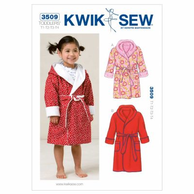 Kwik Sewing Pattern K3509 Robes