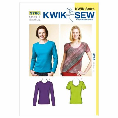 Kwik Sewing Pattern K3766 Tops