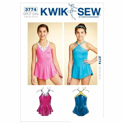 Kwik Sewing Pattern K3774 Leotards