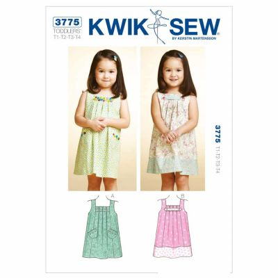 Kwik Sewing Pattern K3775 Dresses