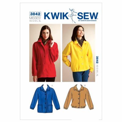 Kwik Sewing Pattern K3842 Jackets
