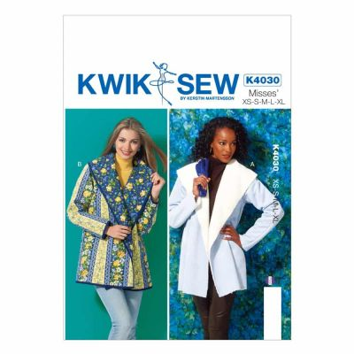 Kwik Sewing Pattern K4030 Misses' Jackets