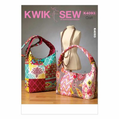 Kwik Sewing Pattern K4093 Bags