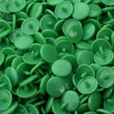 Kam Snaps - Size 16 - B51 Kelly Green - 100 Gloss Sets