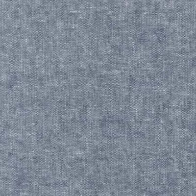 Robert Kaufman Essex Linen Indigo Cut Length