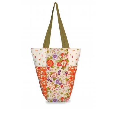 Makower Kimono - Shoppers Tote Bag - Free Instant Download