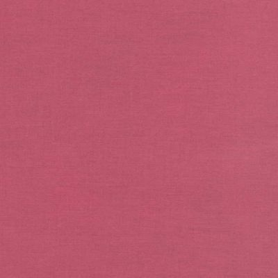 Robert Kaufman Kona Cotton Solid - Deep Rose
