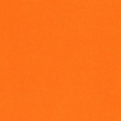 Robert Kaufman Kona Cotton Solid - Orange
