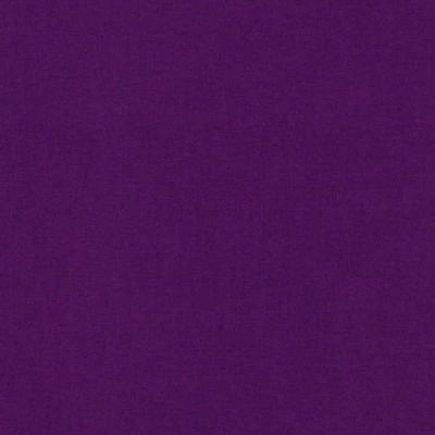 Robert Kaufman Kona Cotton Solid - Dark Violet