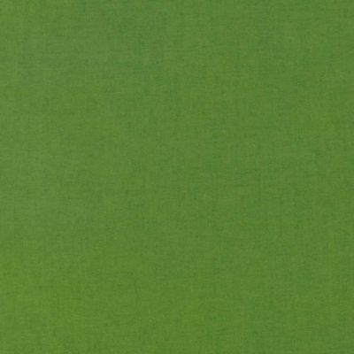 Remnant - Robert Kaufman Kona Cotton Solid - Grass Green - 29 x 110cm