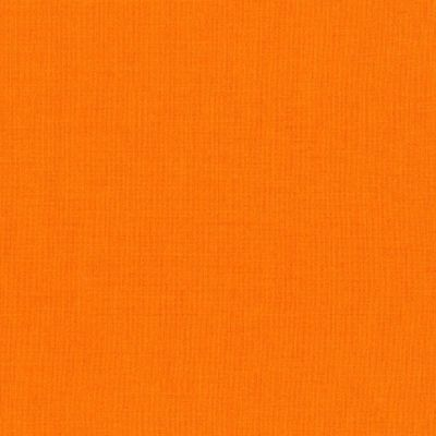 Robert Kaufman Kona Cotton Solid - Clementine