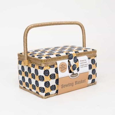 End Of Line - Wild Meadow Standard Sewing Box
