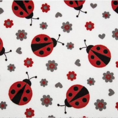 Shannon Studio Plush Cuddle - Lady Bug Scarlet