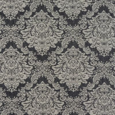 Porter & Stone - Ladywell - Charcoal - Curtain Fabric