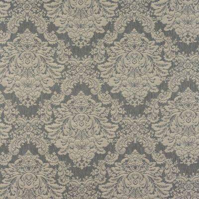 Porter & Stone - Ladywell - Silver - Curtain Fabric
