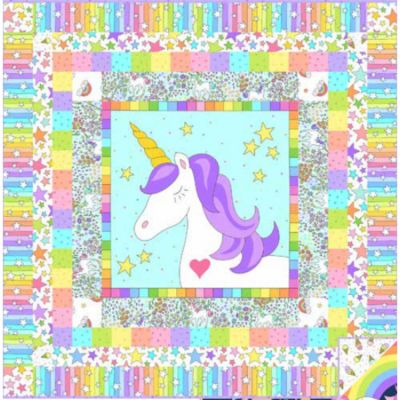Andover -  Land of Magic Quilt Pattern - Free Instant Download