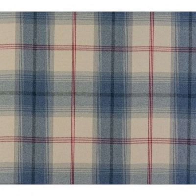 Porter & Stone - Balmoral - Royal - Curtain Fabric