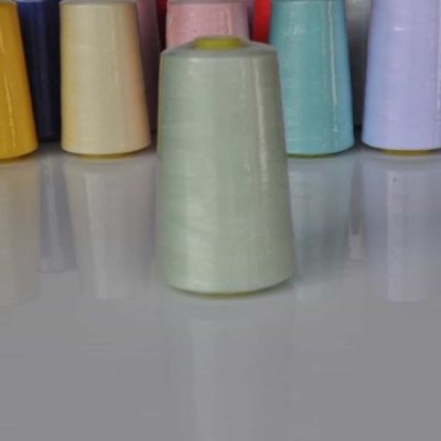 Light Green Overlocker Thread