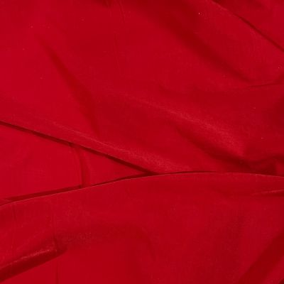 Lightweight Stretch PUL (Polyurethane Laminate) Fabric - Red - Waterproof Breathable Material