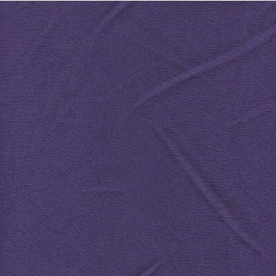 Lightweight Cotton Sweatshirt Fabric - Purple