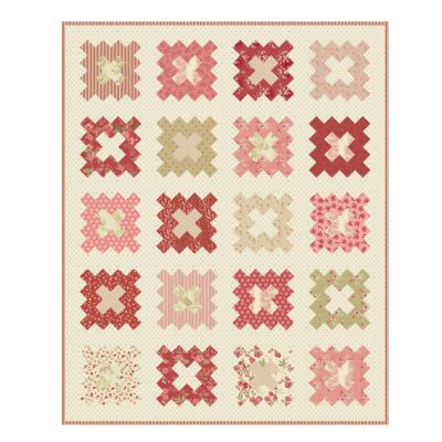 Andover - Little Sweetheart - Free Quilt Pattern - Instant Download
