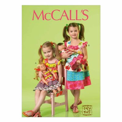 McCalls Sewing Pattern M7119 Misses' Dresses